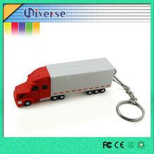 OEM/ODM custom pvc truck buy wholesale pen drive