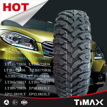 China wholesale mud tire from china for SUV and off-road vehicle mud terrian tires 33/12.5-15 31X10.50R15LT 32X11.50R15LT