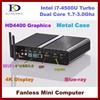 Brand new Intel i7-4500U Dual Core HTPC, Mini Desktop Computer, Commercial Used, Barebone, USB 3.0, 4K, HD-MI, DP, 3D Game