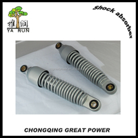 Hot selling adjustable shock absorber, absorber shock for motorcycle parts