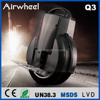 Airwheel factory CE,ROHS certificated solo wheel unicycle leisure exercise and our door sports equipment electric motor for bicy