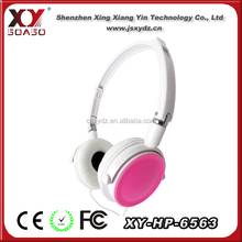 headphones built mp3 player ,super sound bright stereo fashionable wholesale headphone