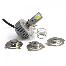 Hot selling Universal LED Auto Motorcycle Headlight with 2500LM 6000K 24W 18W Hi/Lo Beam at Cheap Factory Price