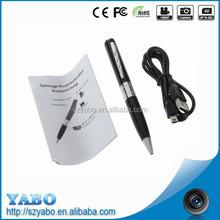 30fps Mini DVR Pen Hidden Camera DVR Video Recorder Micro TF/SD Card Camcorder