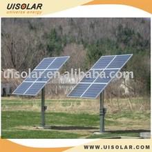 6 panels Solar Panel System Easy Installation Pole Mount