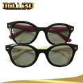 Ventas al por mayor 3d desechable adultos gafas de vídeo