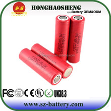 Wholesale 18650 LG HE2 3.7V 2500mah 35A High Discharge Rechargeable Li ion Battery