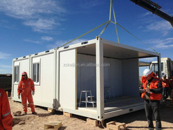 modular house/Container modular house for hotel/mining camp/office/school/apartment