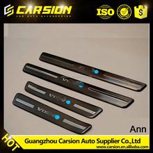 Auto accessories exterior car moulding trims car door trim For Volvo XC60 4*4 auto accessories