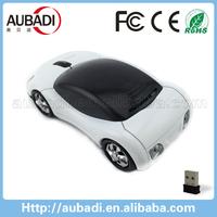 custom gifts optical usb car shape funny wireless mouse
