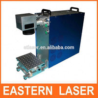 China 10W 20WFiber Module Laser Etching Machine for 2D Code