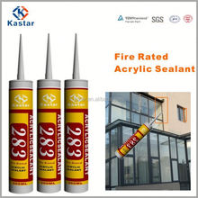 factory price blockwork fireproof acrylic glues