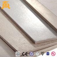 Asbestos free waterproof fireproof calcium silicate ceiling material
