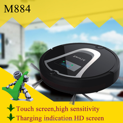 Factoy Supply Mini Road Sweeper For home/robot vacuum cleaner with mopping function
