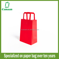 Top quality hot sell paper gift bag purse