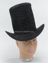 Gentlemen fedora hats,men top hats top hats wholesale HT 5105
