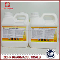 veterinary medicine company multivitamin and Amino acid oral solution for poultry