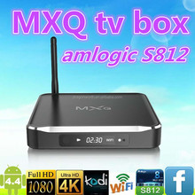 2015 newest M10 Amlogic S812 android tv box 2gb ram 2.4G/5G external WIFI+BT kodi fully loaded adoons better than digixstream