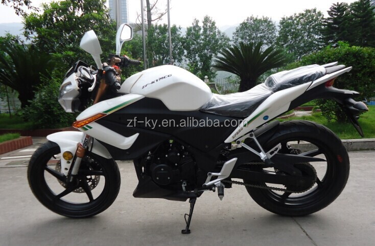 Factory design best selling racing motorcycle 250CC for sale