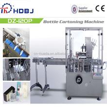 bottle cartoning machine
