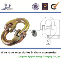 Made in China galvanized alloy steel chain connecting link