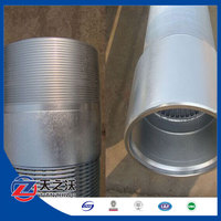 6 inch galvanized steel water well screen pipe price