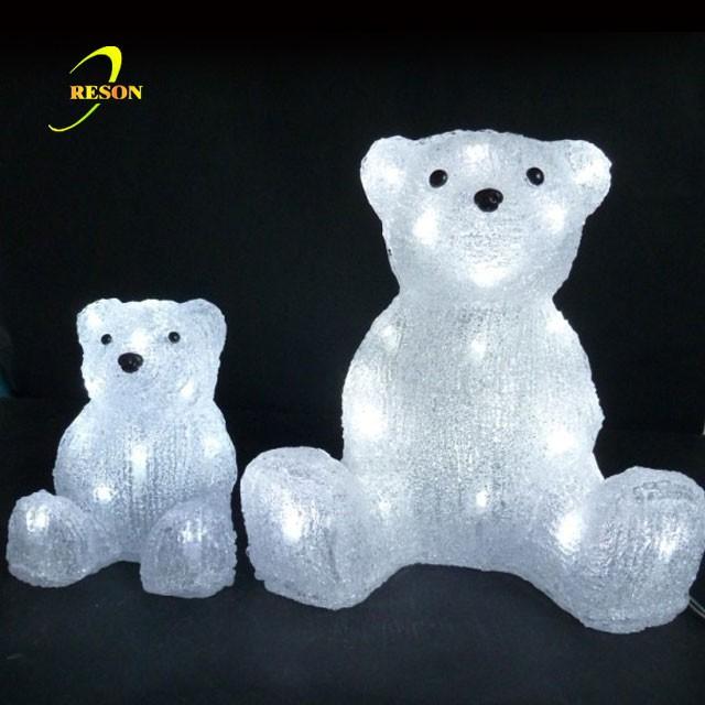 img_1166 - Polar Bear Christmas Outdoor Decoration Led Lights