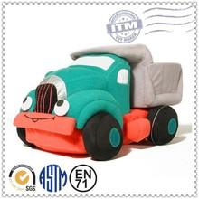 2015 Cute Soft Wholesale Stuffed plush toy truck