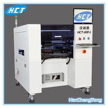Excellent quality high precision 6 head smd/smt pick and place machine