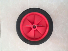 kid's toy little rubber solid wheel
