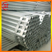 hot dipped galvanized steel seamless pipe