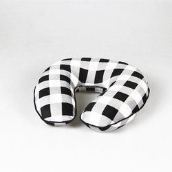 Custom Digital Printing Funny Neck Travel Pillow, U Shape Neck Pillow Case, Chinese Neck Pillow