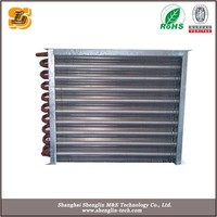 function air conditioner copper evaporator