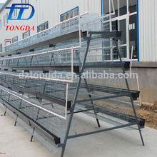 Plastic layer egg chicken cage/poultry farm house design made in China