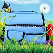 rpet recycled polyester/polystyrene 600D oxford for insulated bags