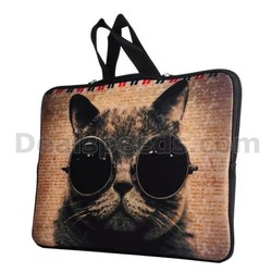 Portable 13 Inch Neoprene Laptop for MacBook Sleeve Bags with Handle (Available for 10/11/12/13/14/15 inch)