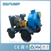 Diesel Self-Priming Non-Clogging Sewage Pump