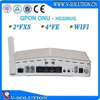 4FE 2FXS and WiFi FTTH GPON ATA Adapter Wireless ONU