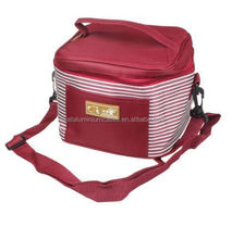 insulated beer cooler bag/coles cooler bag