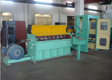 Intermediate copper wire drawing machine-17MDS/cable making equipment