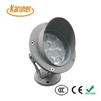High quality good price 2-3 years warranty IP65 12w led flood light spotlight housing for garden pathway landscape
