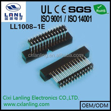 Different PITCH 2.00MM electronic connector BOX HEADER ELEVATED S.M.T PITCH 2.00MM DC3