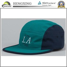 Lighter 5 panel cap custom nylon cap