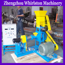 Floating fish feed pellet machine/poultry feeding machine price