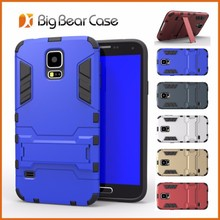 Shockproof slim armor kickstand case cover for samsung galaxy s5 G900