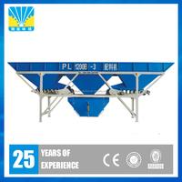 PLD1600-III High capacity batching machine for brick material, Cement block making machine product line using