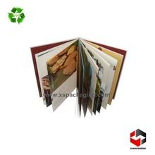 luxury custom printed advertising catalogues