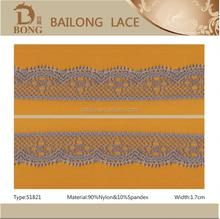 Garment Accessories Stretch Lace Trim