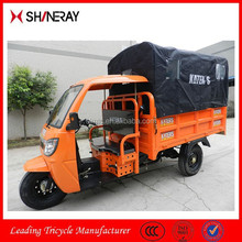 China New Products 300cc Water Cooler 3 Wheel Motorcycle Kits/3 Wheel Motor Scooter/Enclosed 3 Wheel Motorcycle