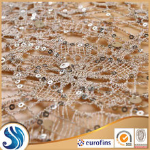 Fabric Textile Best selling Soft stretch lace fabric composition